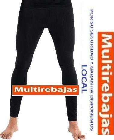pantalon termico intimo para hombre 100% garantizado