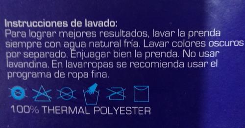 pantalon termico negro ls2 e2f bajo cero polyester  fas