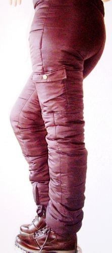 pantalon termico para chamarra de nieve montaña esqui