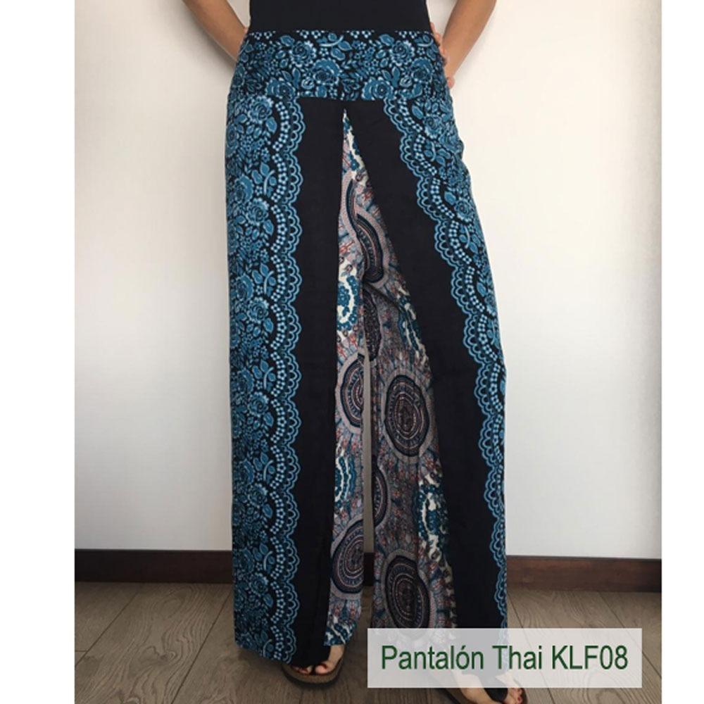Pantalón Thai Para Yoga 3b6b98eb64a8