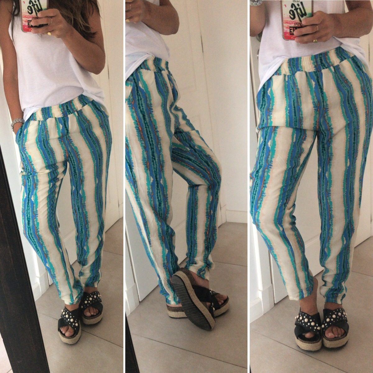 pantalón tipo babucha nuevos talles s al xl. Cargando zoom. b383a5037005