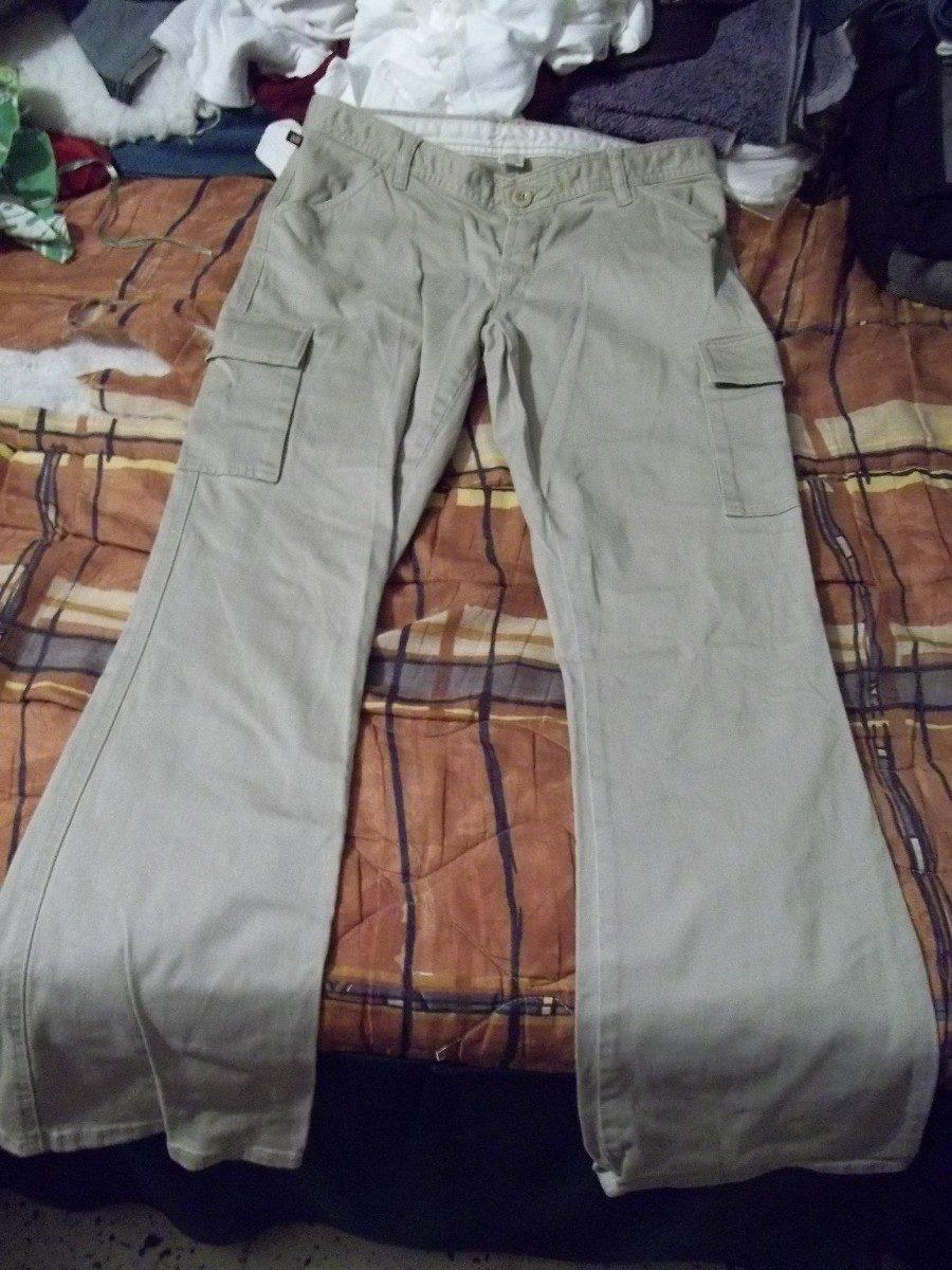 b0ffd8037500a pantalón tipo cargo marca polo ralph lauren dama talla 8. Cargando zoom.