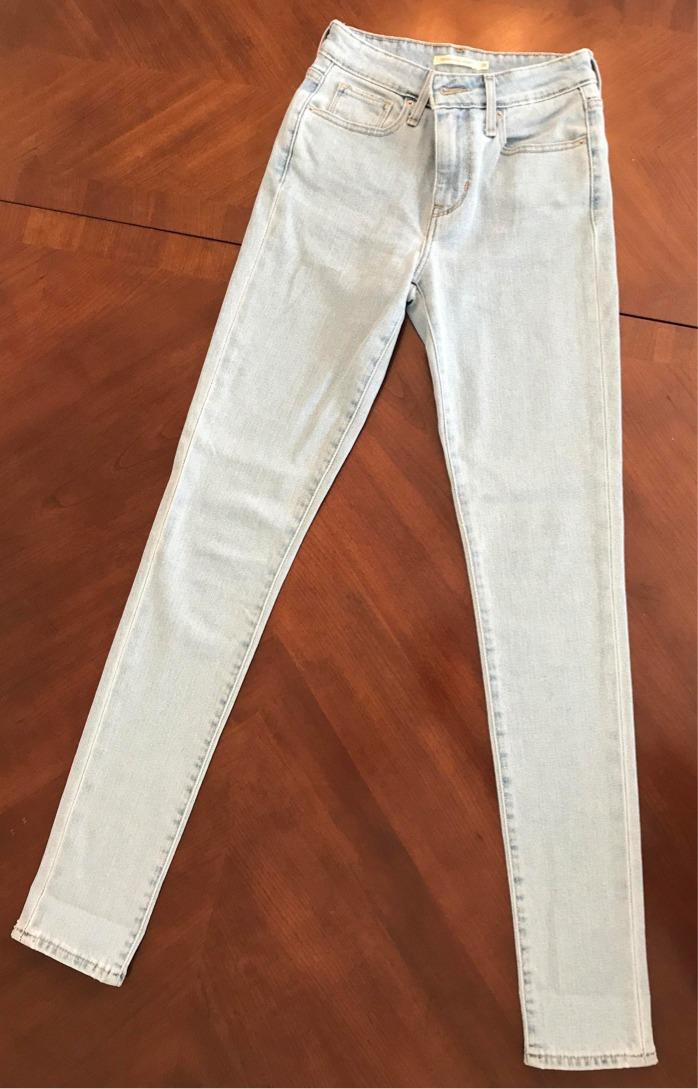 15331de7d alto pantalón Cargando skinny levi´s original nuevo tiro zoom mujer HOxH5Zr