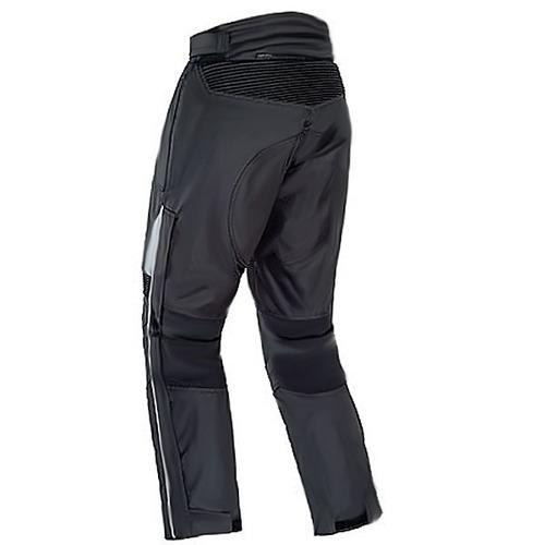pantalón tourmaster venture tela negro xl
