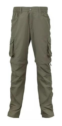 pantalón trekking hombre kannu / hiking outdoor