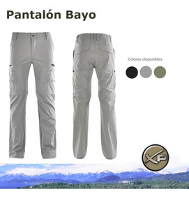 diseño encantador moderno y elegante en moda Venta caliente 2019 Pantalon Desmontable Mujer Trekking Pantalones Cargo ...