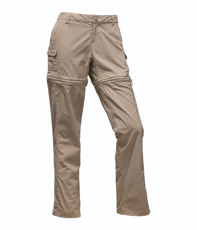 pantalon treking mujer north face