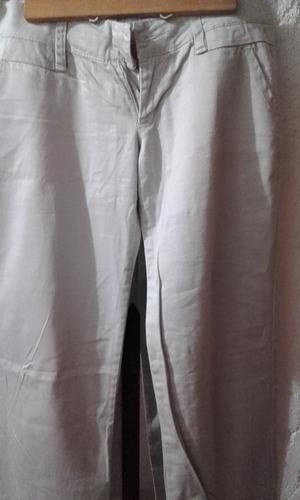pantalon tribal para dama usado talle xs color hielo