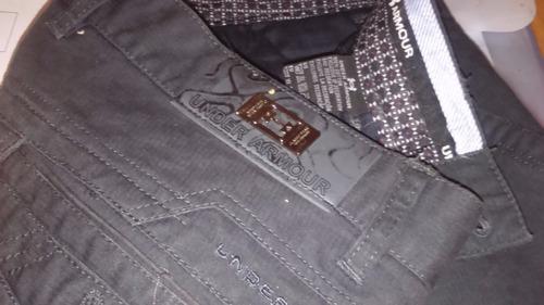pantalon under armour para caballero nuevos