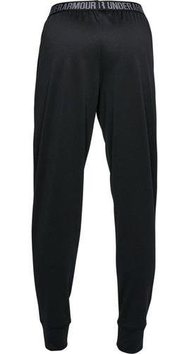 pantalon under armour play up black - under armour