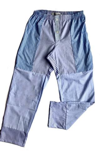 pantalón unisex homewear pijama sustentable reinventando x 1