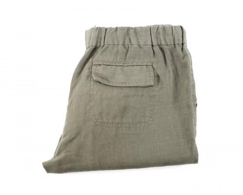 pantalón verde joie