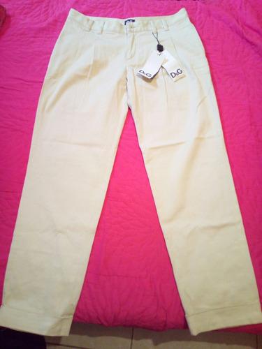 pantalon versace dolce&gabanna max mara dama 100% original