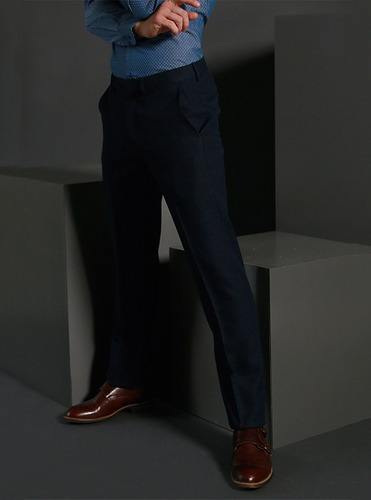 pantalón verushka azul galo bertin