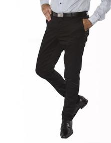 Jeans Chupin Sin Boton 10 Pantalones, Jeans y Joggings de