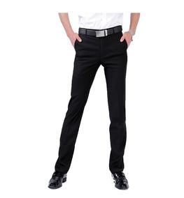 Pantalon De Vestir Gris Pantalones Mujer Cordoba