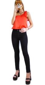 Pantalon De Vestir Mujer Tiro Alto Pantalones Rio Negro