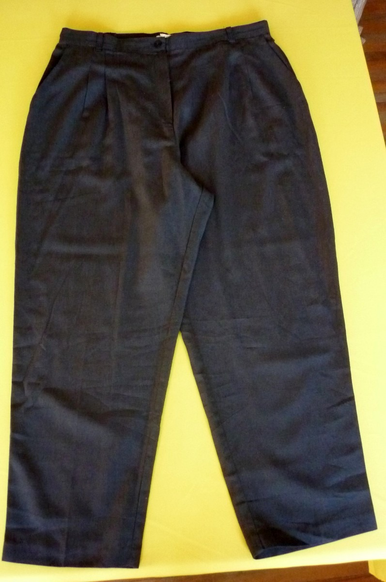 grande pantalón Cargando 48 vestir zoom mujer talla tvOw07q b2436cbfbe48