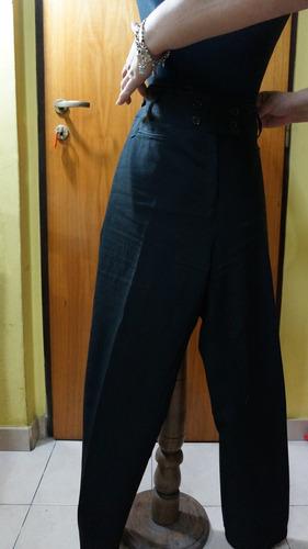 pantalón vestir  tela liviana