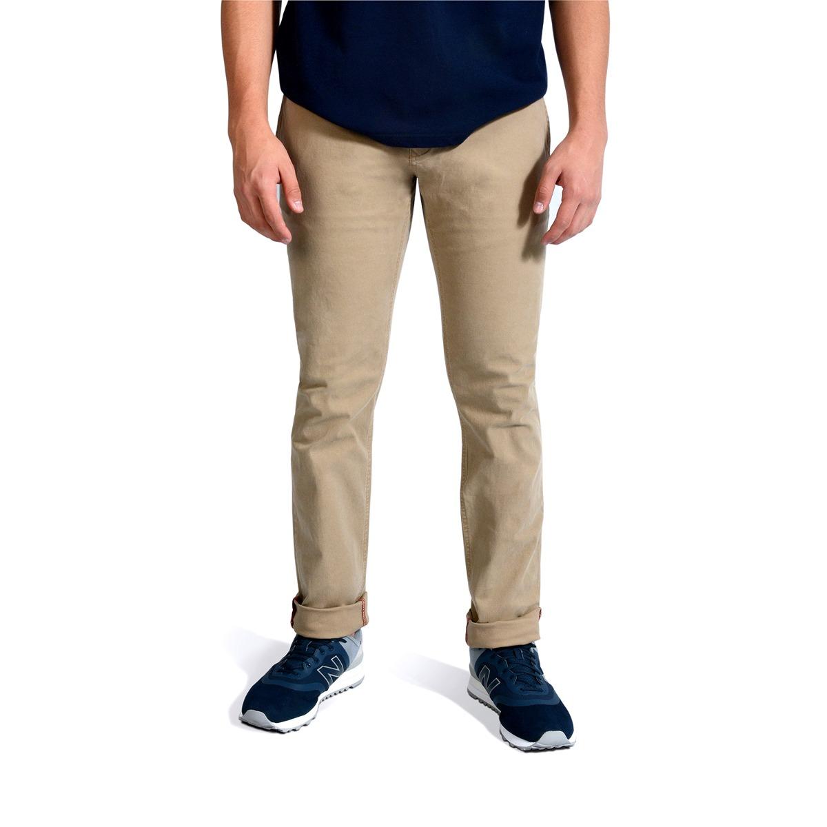 560efc2fd3 Pantalon Warren Color Siete Para Hombre - Beige -   189.900 en ...