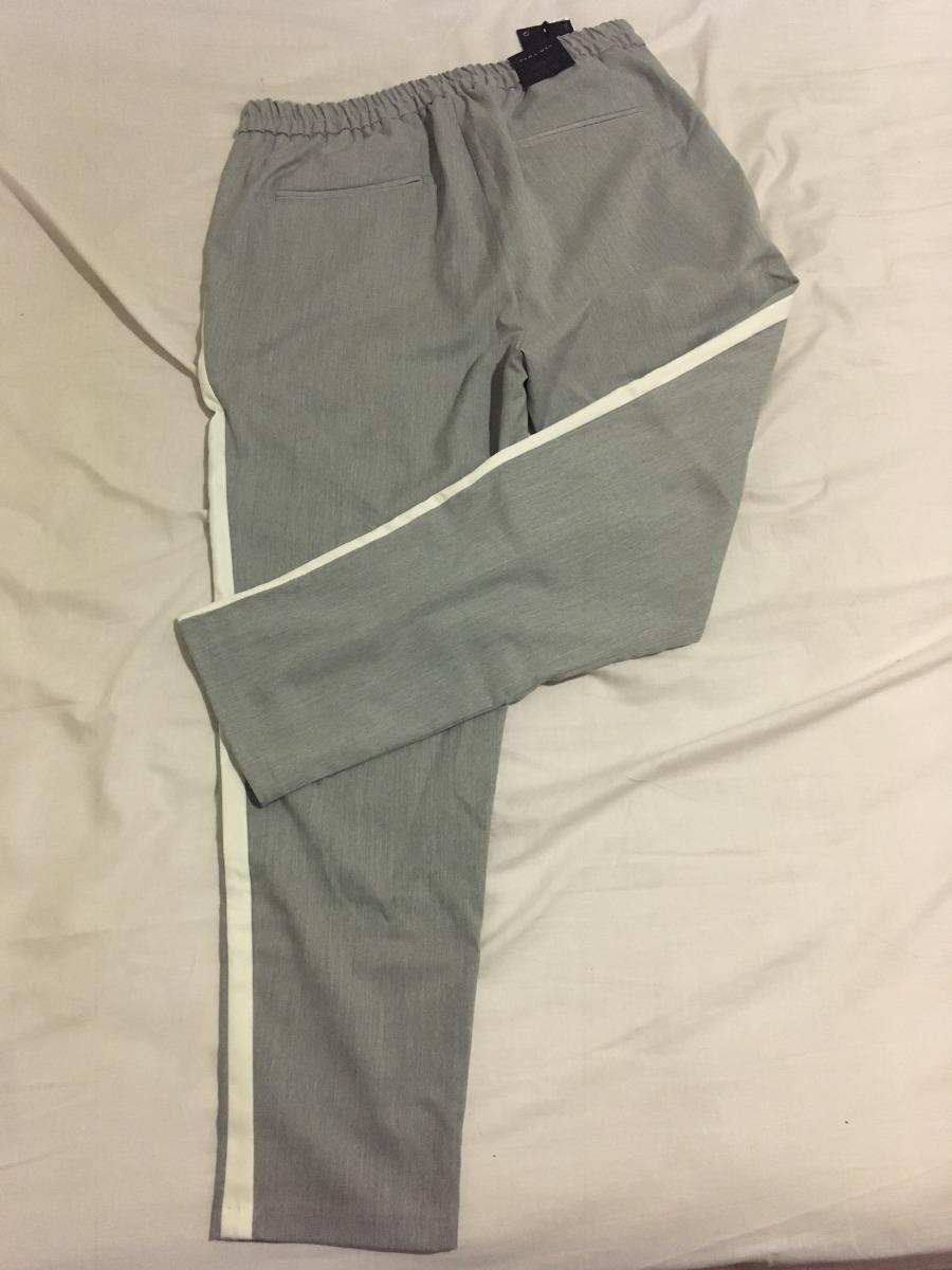 pantalón lateral banda zara Cargando zoom hombre FAFBxr 30a9b3f8ee1