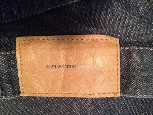 pantalón zara de hombre