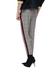 Venta caliente genuino marca famosa Productos Pantalon Gris Mujer Pantalones Gap - Pantalones, Jeans y ...