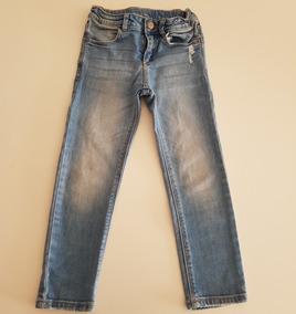 Tirantes Jean Pantalones, Jeans y Joggings para Niñas Zara