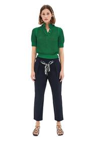 cf5d6dcbd Pantalón Palazos Pantalones Palazzo Zara Mujer - Pantalones, Jeans y ...