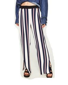 PantalonesJeans Pantalones Mujer En De Y Rayados Zara Joggings MpzUqSVG