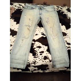 546ca885a15 Jeans Claritos Y Rotos Chupin - Pantalones de Mujer en Mercado Libre ...