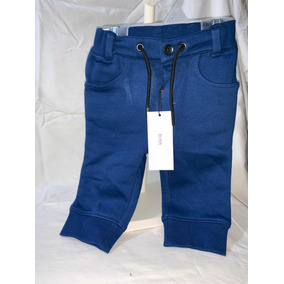 e8afa8c50a0 Pants Azules Para Bebé Niño Hugo Boss