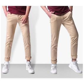 28a59a2bf8dcc Pantalon Corte Chino Gabardina - Ropa y Accesorios en Mercado Libre ...