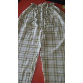 68ea27dec5 Pantalon A Cuadros Mujer 2016 - Ropa y Accesorios Blanco en Mercado ...
