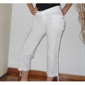 8db1b5ebb075d Pantalon Blanco Sweet - Pantalones en Mercado Libre Argentina