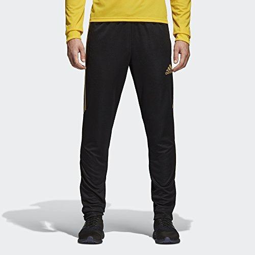 Tiro 's Hombres Negro Pantalones Oro Metálico Adidas '17 qAfwWt6