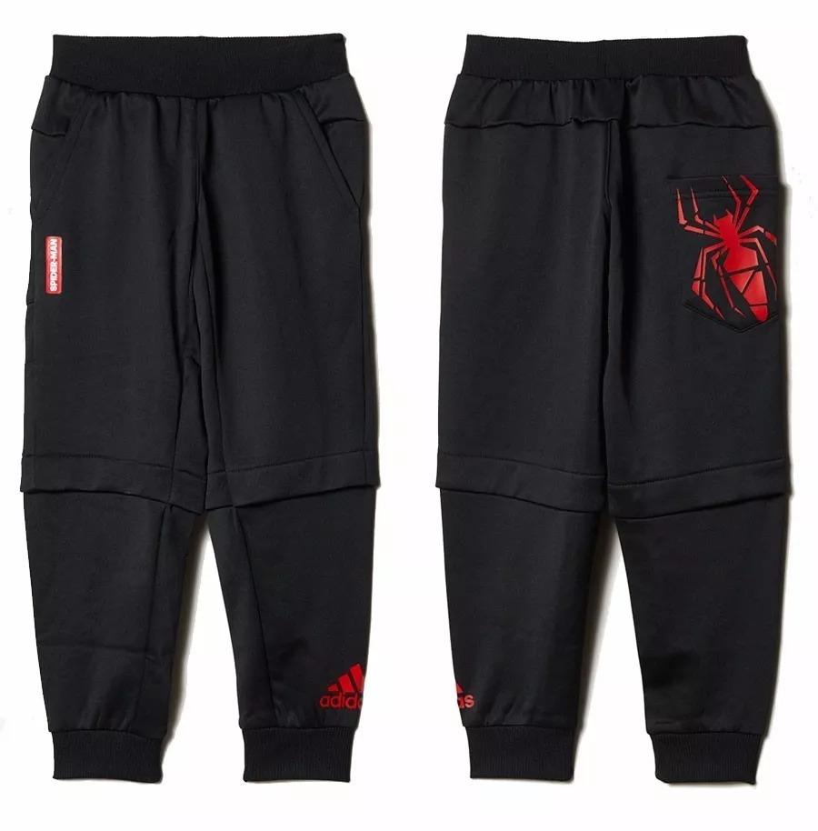 Pantalones Deportivos Para Ninos Spiderman