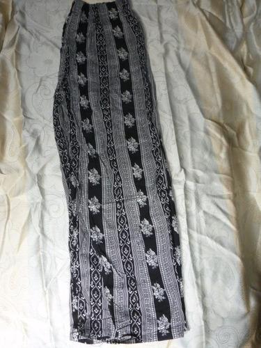pantalones anchos para damas tipo palazzo- baratos