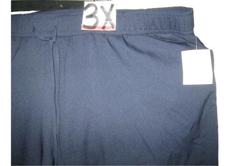 pantalones azul marino de vestir dama talla 3x (22/24) jacly