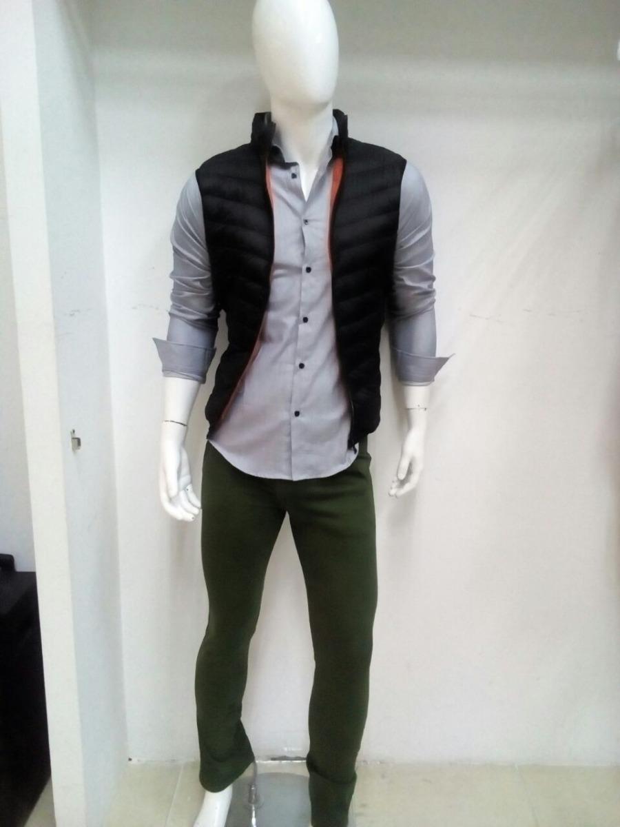 737aab14ce0e0 Pantalones Caballero Color Verde -   549.00 en Mercado Libre