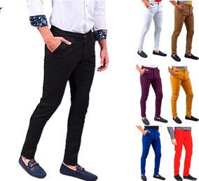 de374dab592 Pantalon Slim Fit - Pantalones de Hombre en Mercado Libre Venezuela