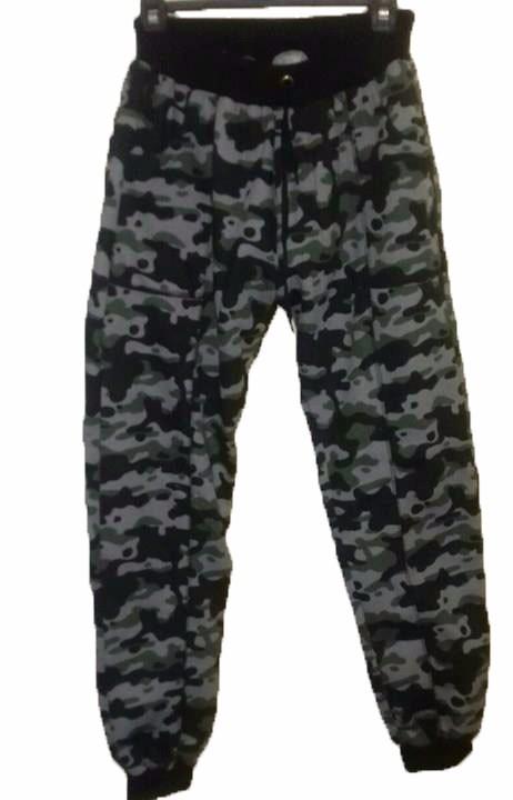 código promocional 6c8d1 82183 Pantalones Camuflados De Friza. Talles 1 Al 5.
