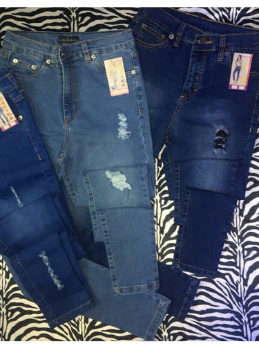 pantalones corte alto un solo boton detal y mayor