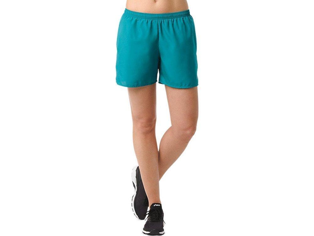 4699ee7795 Pantalones Cortos Con Bolsillo 5 Asics Para Mujer -   144.777 en ...