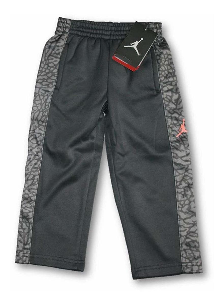 el precio más baratas distribuidor mayorista producto caliente Pantalones De Chándal Nike Air Jordan Para Niños, Gris, 2