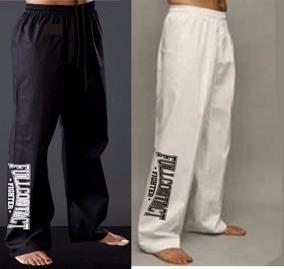 0cabc0288d0e Pantalones De Full Contact Kick Boxing Entrenamiento Mma