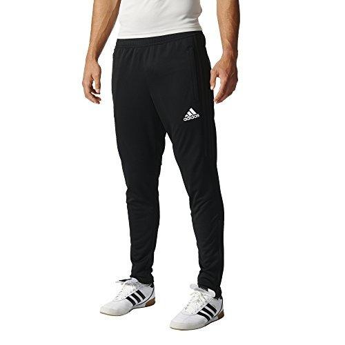 pantalones de fútbol tiro 17 de adidas, 3x-large, negro / b