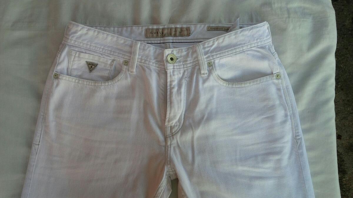 39a58a85 pantalones de hombre diesel guess mezclilla blanco azul orig. Cargando zoom.