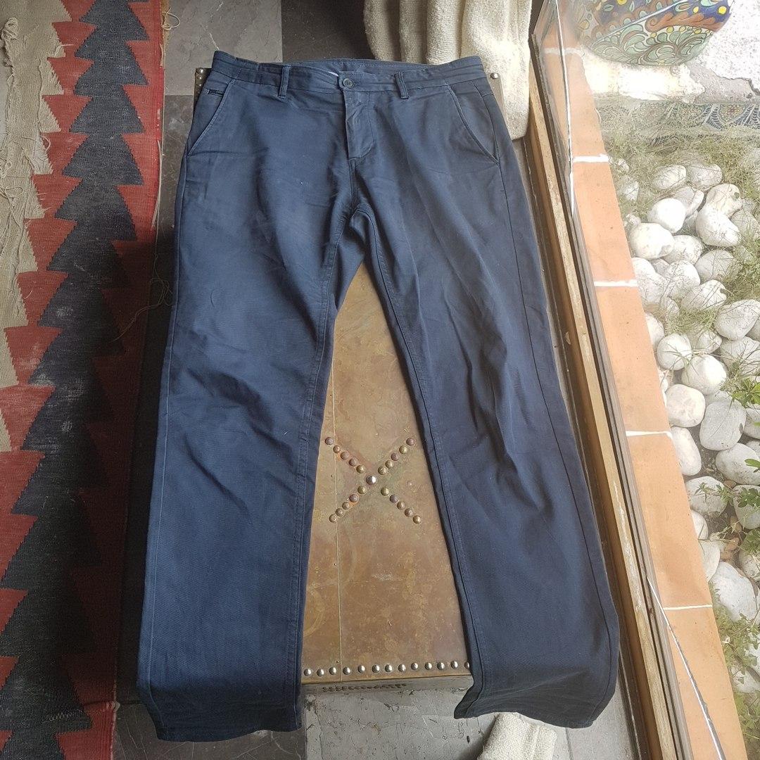 ff37823d0 Pantalones 31 Hombre Cargando De Zara Talla Marino Zoom Azul 7r71vq