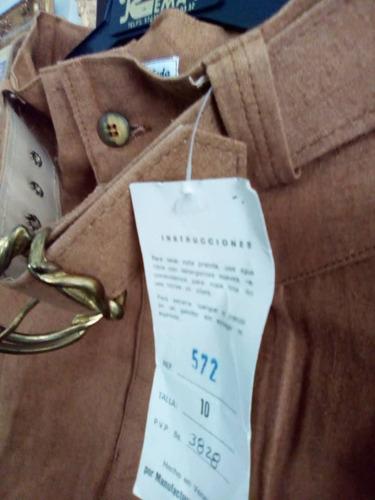 pantalones de lino importado.  remato por cierre de tienda
